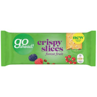 Go Ahead! Crispy Slices 5pk - Forest Fruit