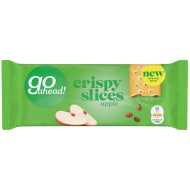 Go Ahead! Crispy Slices 5pk - Apple