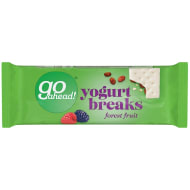 Go Ahead! Yogurt Breaks 5pk - Forest Fruit