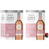 Three Mills Pinot Grigio Blush Wine 2.25L