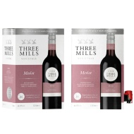 Three Mills Merlot Wine 2.25L