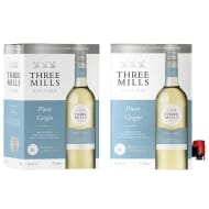 Three Mills Pinot Grigio Wine 2.25L