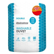 Slumberdown Washable 10.5 Tog Duvet - Double