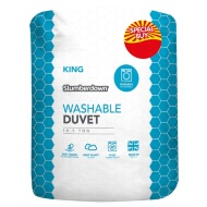 Slumberdown Washable 10.5 Tog Duvet - King