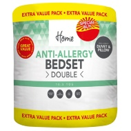 Anti-Allergy 10.5 Tog Bed Set - Double
