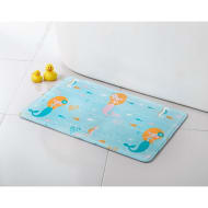 Character Bath Mat - Mermaids