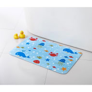 Character Bath Mat - Sea Life