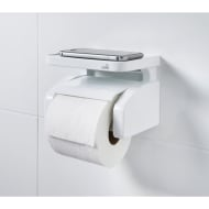Suction Toilet Roll Holder