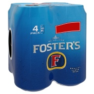 Foster's Lager 4 x 440ml