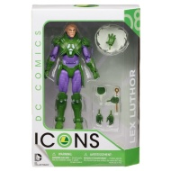 DC Icons Series Action Figures - Lex Luthor