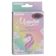 Unicorn Assorted Plasters 30pk