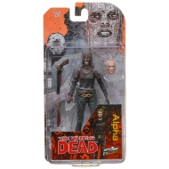 The Walking Dead Action Figure - Alpha