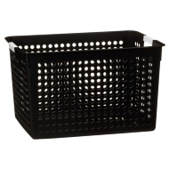 Large Spot Storage Basket - Black