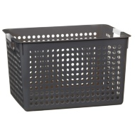 Large Spot Storage Basket - Grey
