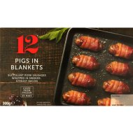 12 Pigs in Blankets 300g