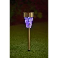 Valencia Mosaic Solar Light Posts 6pk