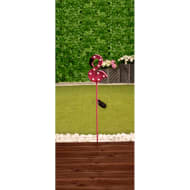 Tropical Flamingo Solar Light Stake