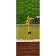 Tropical Pineapple Solar Light Stake