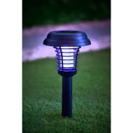 2-in-1 Garden Solar Light & Bug Zapper