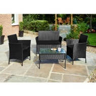 Bali Sofa Patio Set 4pc