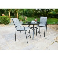 Seville Bar Bistro Set 3pc