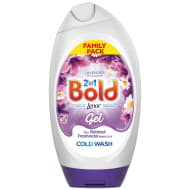 Bold 2-in-1 Touch of Lenor Gel 1.3L - Lavender & Camomile