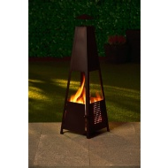 Arizona Pyramid Chimenea 100cm