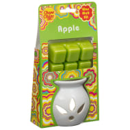 Chupa Chups Wax Burner & Melts - Apple