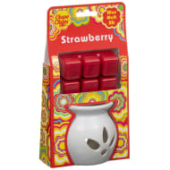 Chupa Chups Wax Burner & Melts - Strawberry