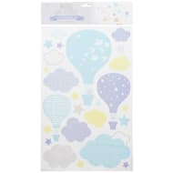 Pastel Wall Stickers - Balloons