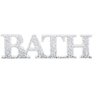 Diamante Word Block - Bath