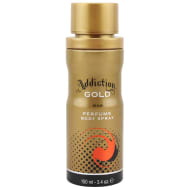 Addiction Gold Men's Perfume Body Spray 150ml