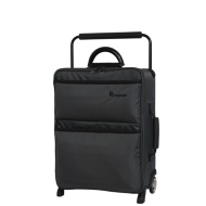 World's Lightest Suitcase 55cm - Grey