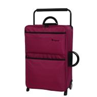 World's Lightest Suitcase 69cm - Wine