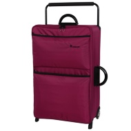 World's Lightest Suitcase 79cm - Wine