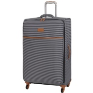 Beach Stripe Suitcase 80cm