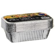 Large Foil Containers with Lids 16pk