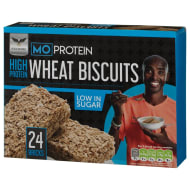 Mo Protein Wheat Biscuits 24pk
