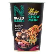 Naked Noodle Chinese Chow Mein Pot 78g