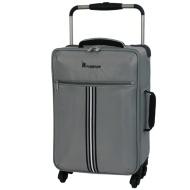 Lightweight Stripe Suitcase 55cm e19e1aa97fe47