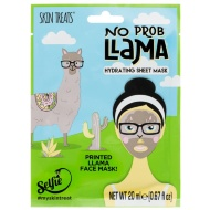 Skin Treats Printed Llama Sheet Mask