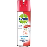 Dettol Air Disinfectant Spray 400ml - Tropical Breeze