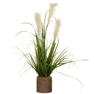 Artificial Fox Tail Grass Plant