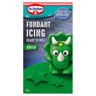 Dr. Oetker Ready to Roll Fondant Icing 250g - Green