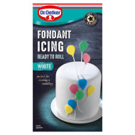 Dr. Oetker Ready to Roll Fondant Icing 250g - White