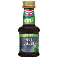 Dr. Oetker Food Colour 38ml - Green