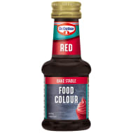 Dr. Oetker Food Colour 38ml - Red