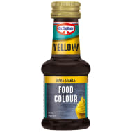 Dr. Oetker Food Colour 38ml - Yellow