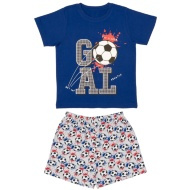 Younger Kids Short Pyjamas - Goal