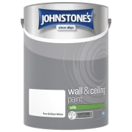 Johnstone's Silk Paint 5L - Brilliant White